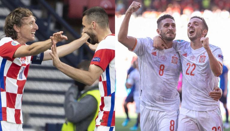 Croatia vs Spain Live Streaming Euro 2020 - - Quarter final