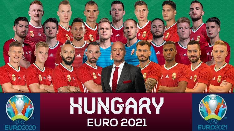 Euro 2021 Hungary Squads Full List