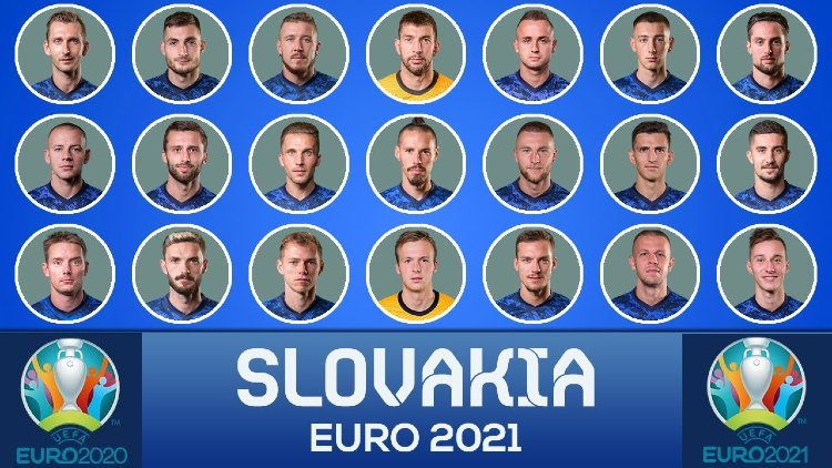 Euro 2021 SLOVAKIA Squads Full List