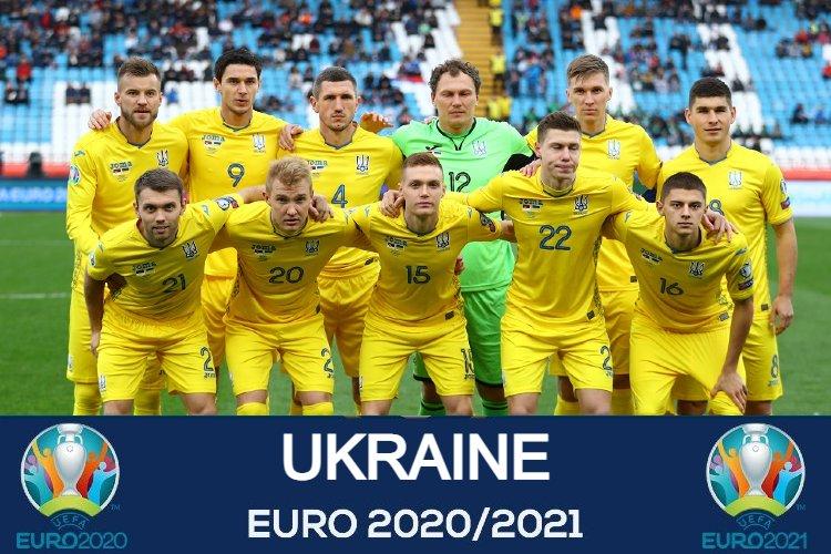 Euro 2021 UKRAINE Squads List
