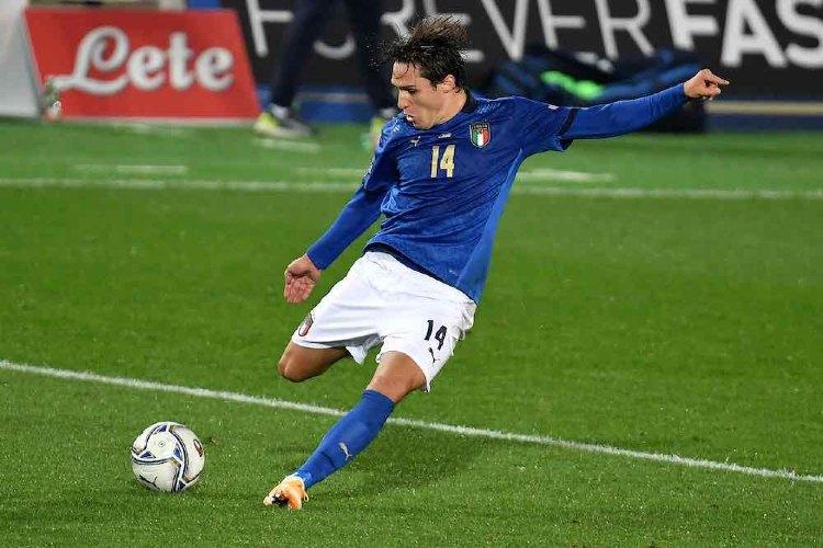 Federico-Chiesa-(Italy)- Euro 2021 Live Match
