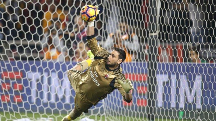 Gianluigi Donnarumma goalkeeper- Euro 2020 Live Streaming