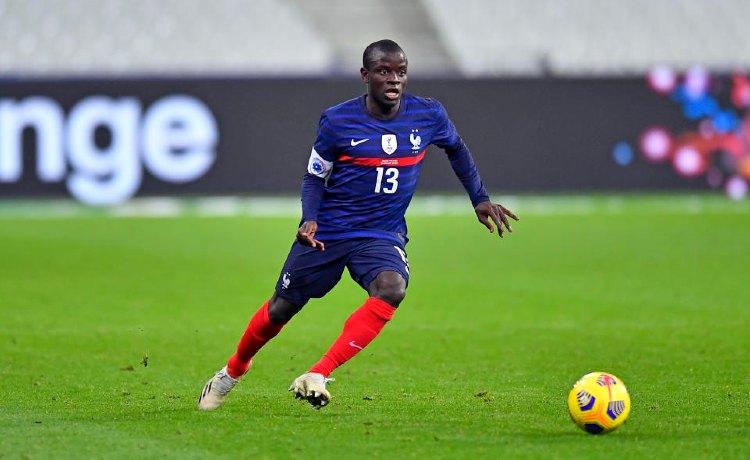 N'Golo Kanté (Chelsea and France) - Euro 2020 Live