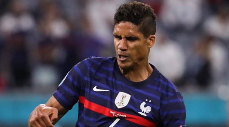 Raphael Varane-France-Euro-2020