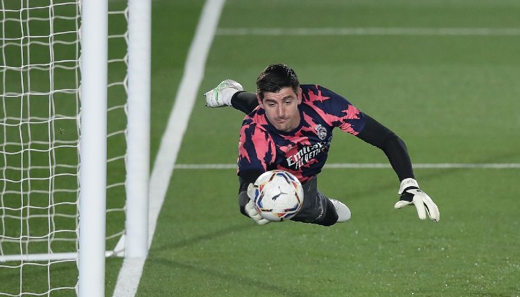 Thibaut Courtois goalkeeper - Euro 2020 Live Streaming