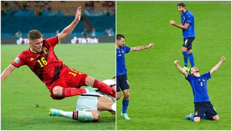 Belgium vs Italy Live Streaming Watch Online UEFA Euro 2020 Quarter-Final