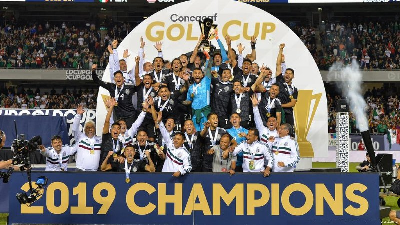 concacaf gold cup winner 2019
